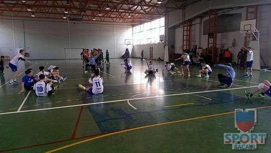 CSS Bacau juniori III handbal 2