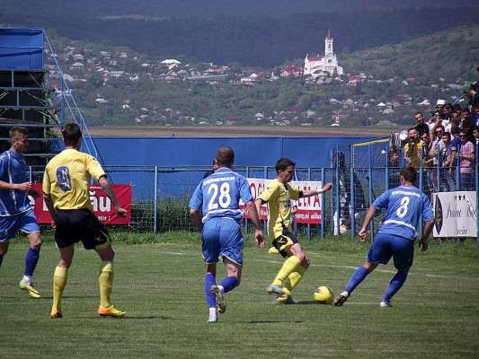 Sport Club Bacau - CSMS Iasi