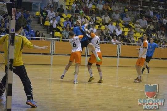 Turneu final handbal juniori II, Bacau, 25 mai 2014 11