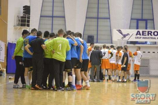 Turneu final handbal juniori II, Bacau, 25 mai 2014 18