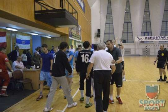 Turneu final handbal juniori II, Bacau, 25 mai 2014 2
