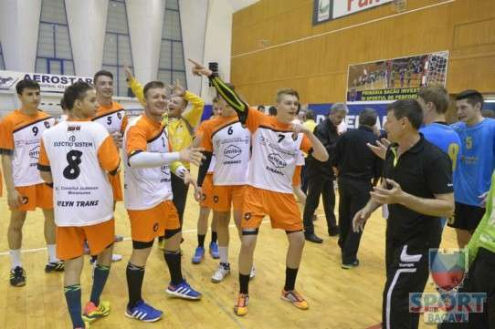 Turneu final handbal juniori II, Bacau, 25 mai 2014 24