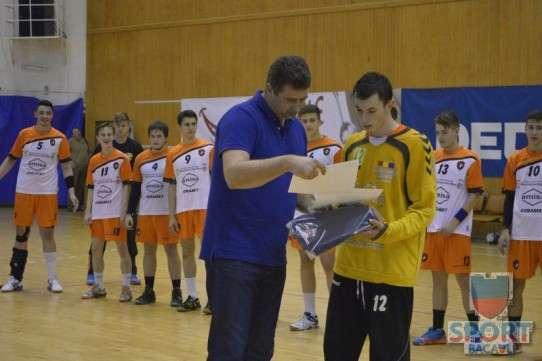 Turneu final handbal juniori II, Bacau, 25 mai 2014 27