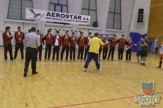 Turneu final handbal juniori II, Bacau, 25 mai 2014 28