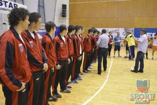 Turneu final handbal juniori II, Bacau, 25 mai 2014 29