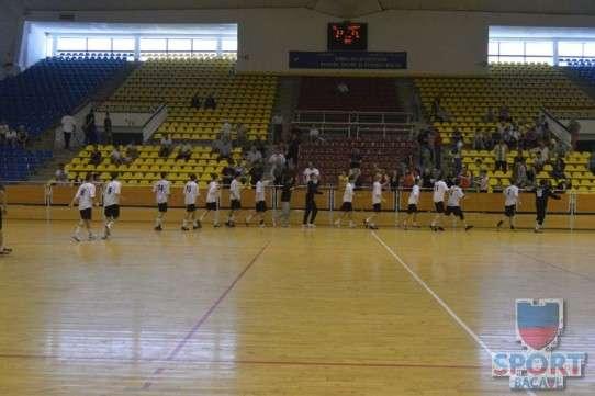 Turneu final handbal juniori II, Bacau, 25 mai 2014 3
