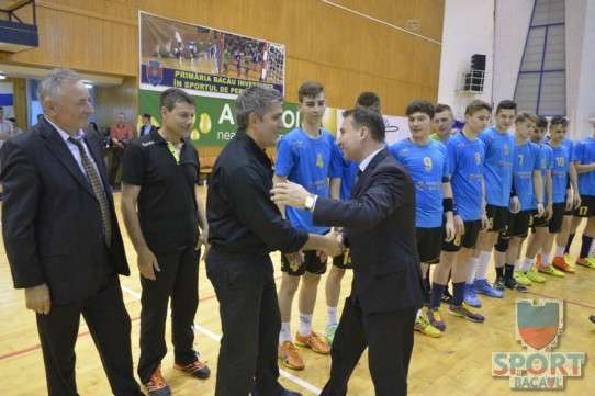 Turneu final handbal juniori II, Bacau, 25 mai 2014 30