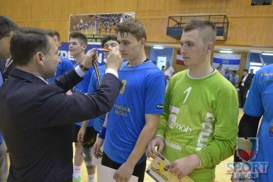 Turneu final handbal juniori II, Bacau, 25 mai 2014 31
