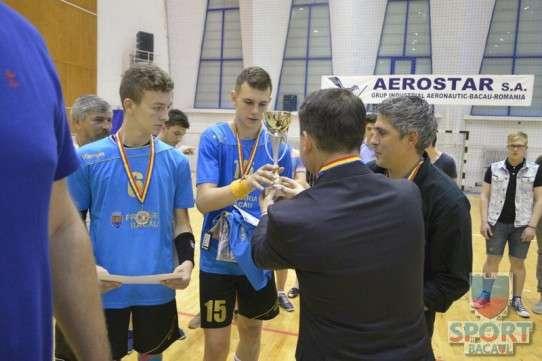 Turneu final handbal juniori II, Bacau, 25 mai 2014 32