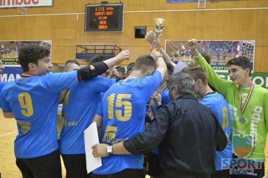 Turneu final handbal juniori II, Bacau, 25 mai 2014 34