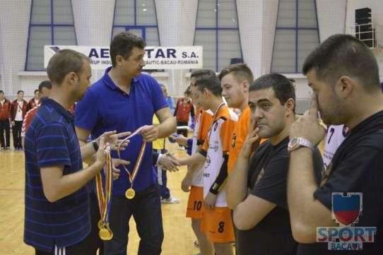 Turneu final handbal juniori II, Bacau, 25 mai 2014 35