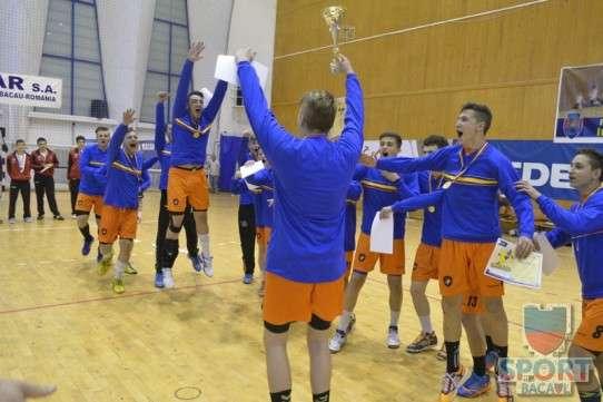Turneu final handbal juniori II, Bacau, 25 mai 2014 36