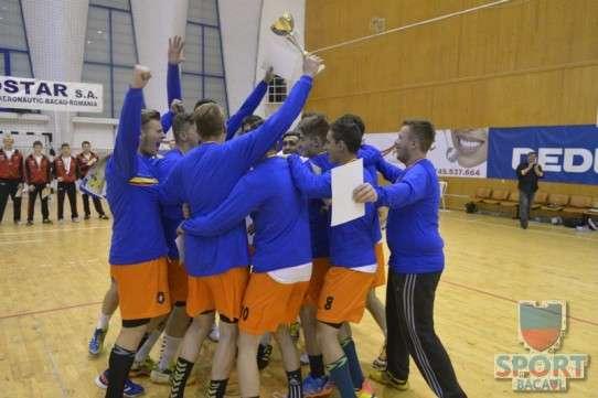 Turneu final handbal juniori II, Bacau, 25 mai 2014 37