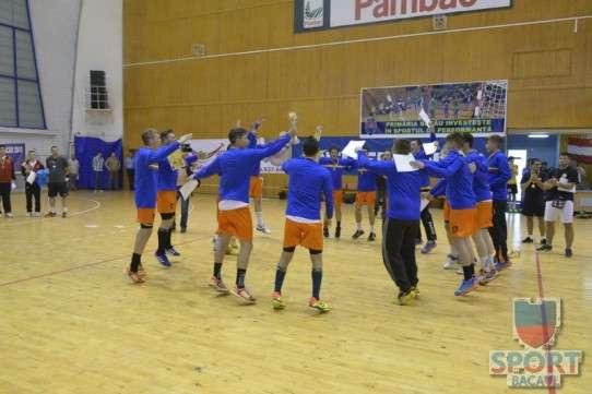 Turneu final handbal juniori II, Bacau, 25 mai 2014 38
