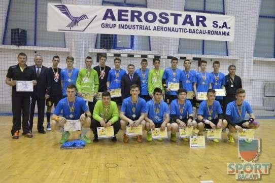 Turneu final handbal juniori II, Bacau, 25 mai 2014 39