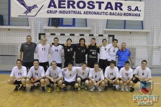 Turneu final handbal juniori II, Bacau, 25 mai 2014 4