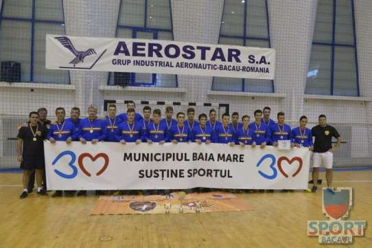 Turneu final handbal juniori II, Bacau, 25 mai 2014 40