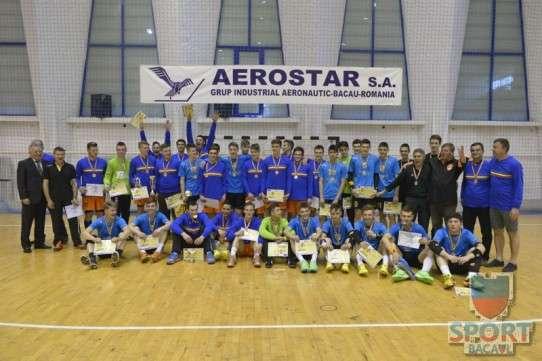 Turneu final handbal juniori II, Bacau, 25 mai 2014 41