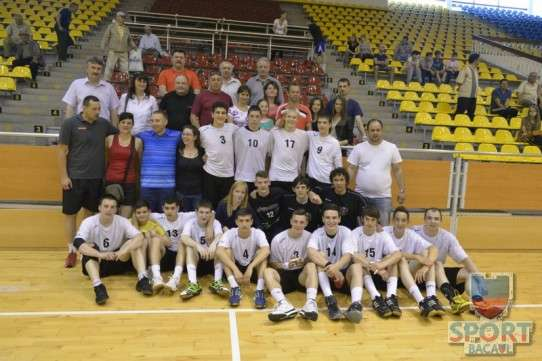 Turneu final handbal juniori II, Bacau, 25 mai 2014 5