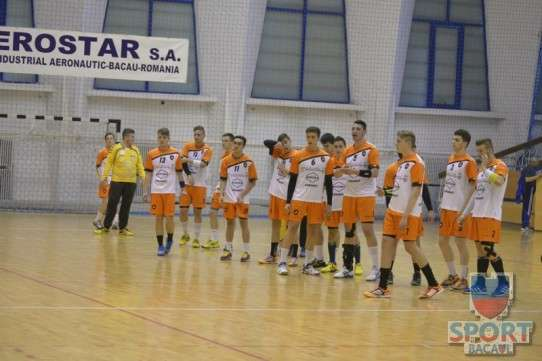 Turneu final handbal juniori II, Bacau, 25 mai 2014 6