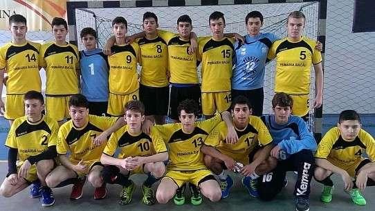 CSS Bacau juniori III - turneu final 2014