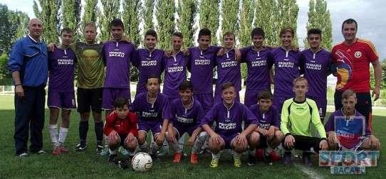 SC Bacau juniori C, iunie 2014