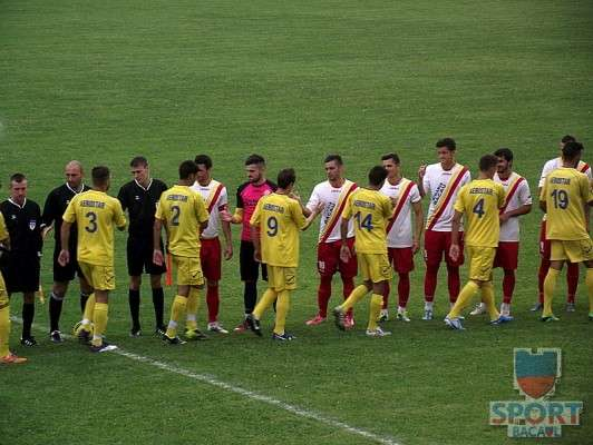 Sport Club Bacau - Aerostar Bacau 1