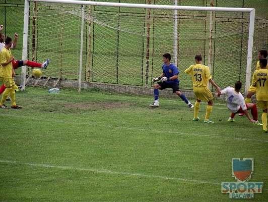 Sport Club Bacau - Aerostar Bacau 15