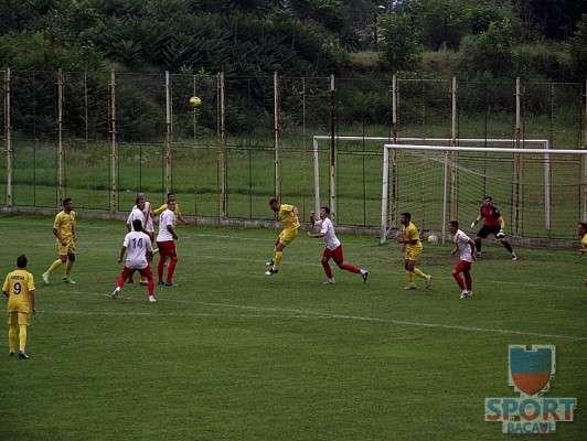 Sport Club Bacau - Aerostar Bacau 2