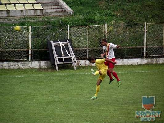 Sport Club Bacau - Aerostar Bacau 3