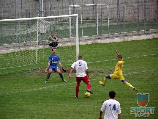 Sport Club Bacau - Aerostar Bacau 4