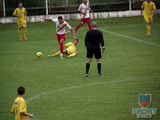 Sport Club Bacau - Aerostar Bacau 6