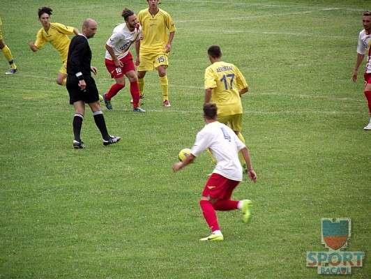 Sport Club Bacau - Aerostar Bacau 9