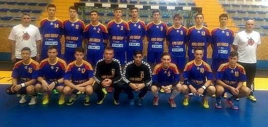 Romania U 16 (2014)
