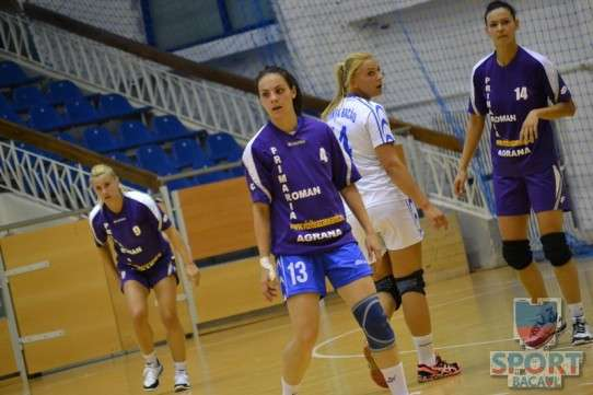 Stiinta Bacau - HCM Roman 26