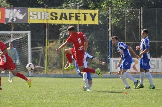 Sport Club Bacau - CF Braila 3