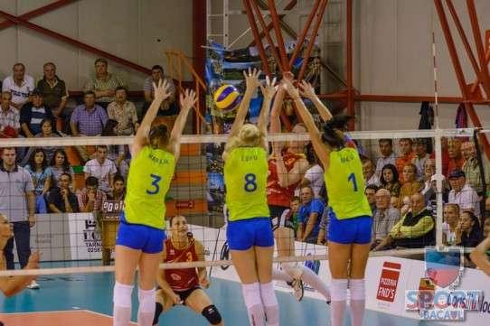 Volei Alba Blaj - Stiinta Bacau 3