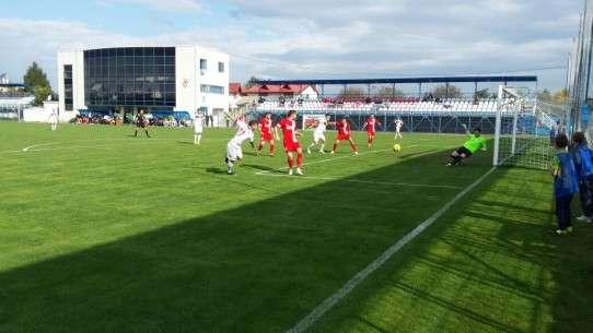 ACS Berceni - Sport Club Bacau