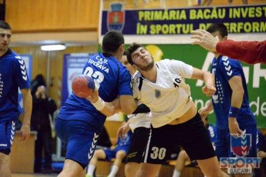 Amical Stiinta Bacau - CSU Suceava  14