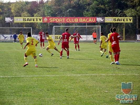 Sport Club Bacau - CS Balotesti  4