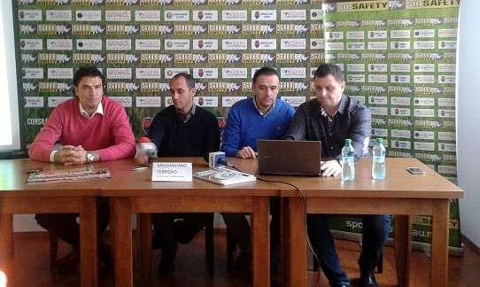 Conferinta de presa SC Bacau, parteneriat Udinese