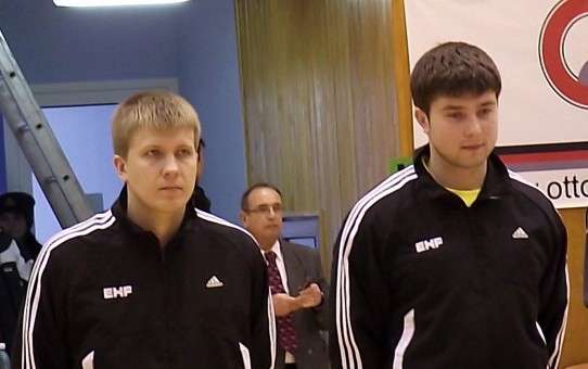 Dzmitry Nabokau - Siarhei Kulik