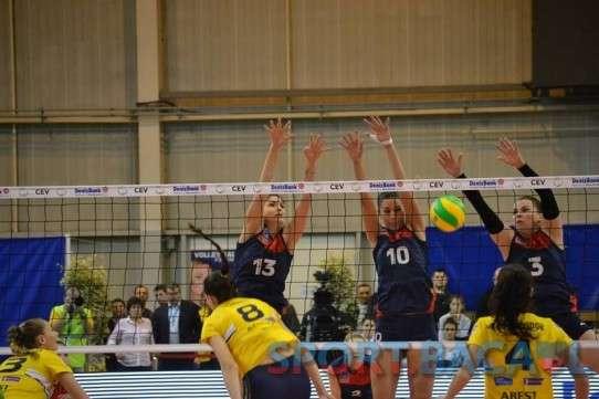 Nantes VB - Stiinta Bacau 14