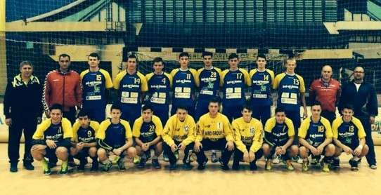Romania - cadeti