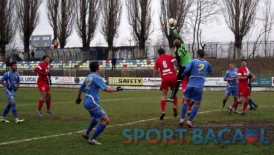 Sport Club Bacau - FCM Dorohoi 5
