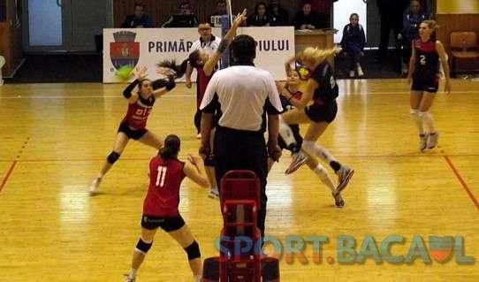 Stiinta Bacau - CSM Satu Mare 8