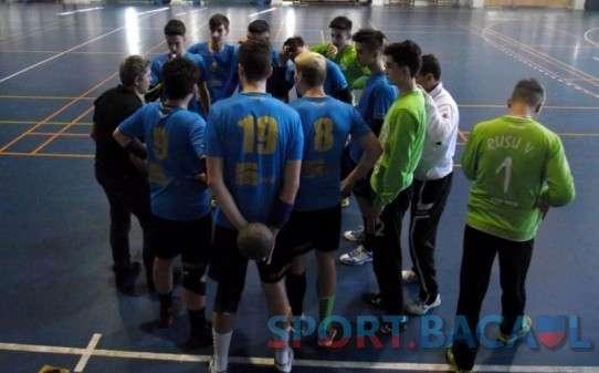 CS Stiinta Municipal Bacau - Scoala 3 Adjud juniori II 1