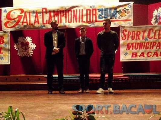 Gala campionilor 2014 SCM Bacau 10