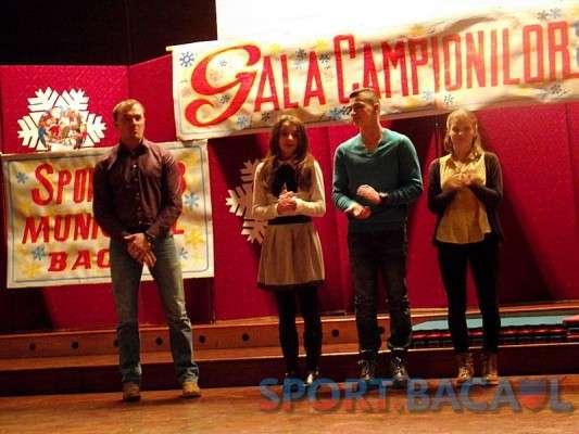 Gala campionilor 2014 SCM Bacau 2