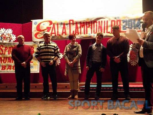 Gala campionilor 2014 SCM Bacau 6
